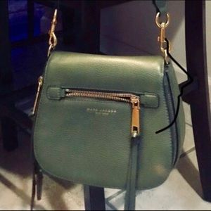 Green Marc Jacobs crossbody purse * LIKE NEW